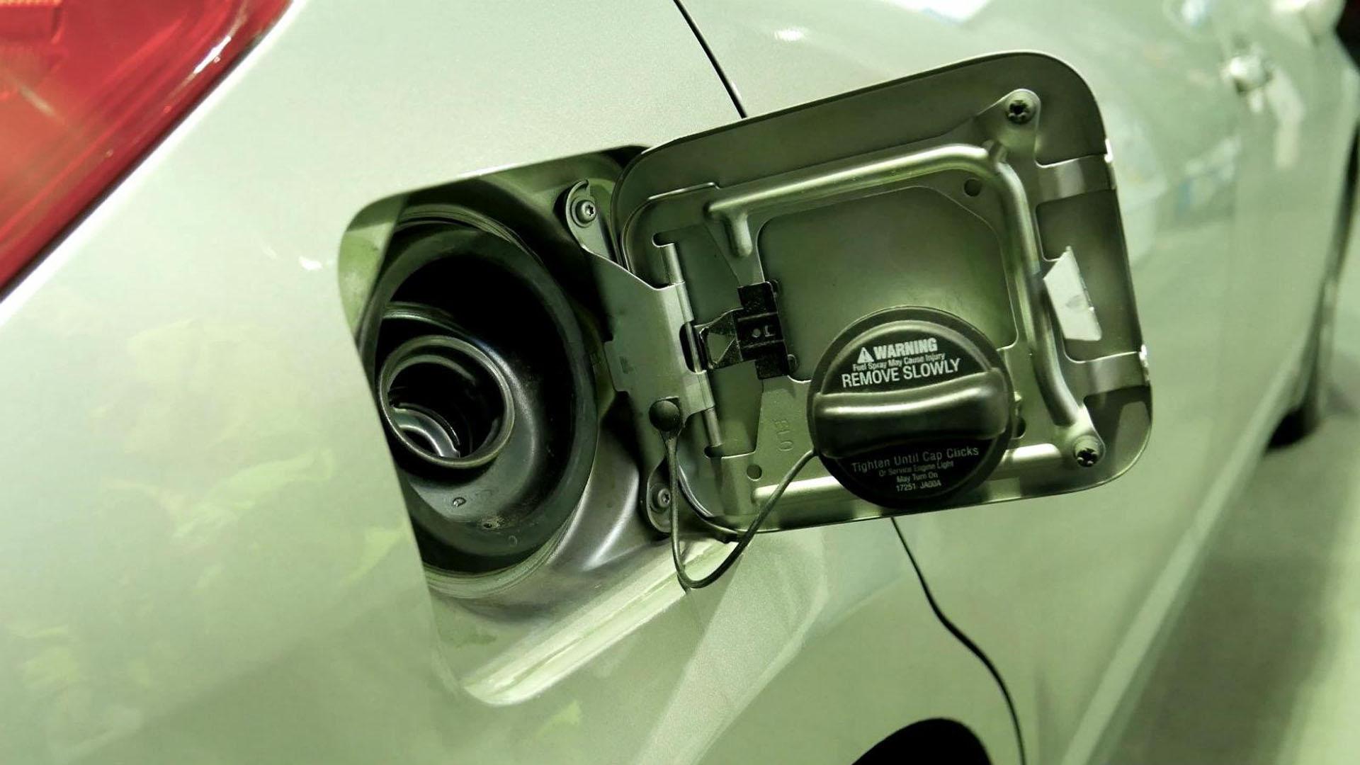 La importancia del tapón de la gasolina